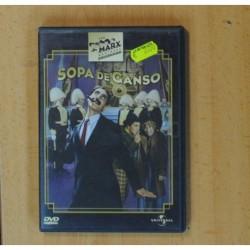 SOPA DE GANSO - DVD