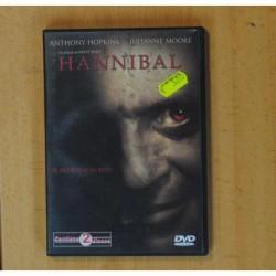 HANNIBAL - 2 DVD