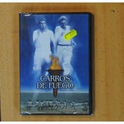 CARROS DE FUEGO - DVD
