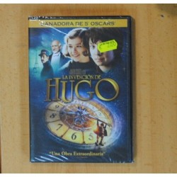 LA INVENCION DE HUGO - DVD