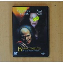 BLANCANIEVES UN CUENTO DE TERROR - DVD