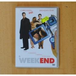 EL WEEKEND - DVD