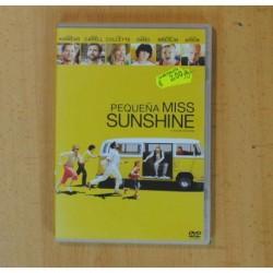 PEQUEÑA MISS SUNSHINE - DVD