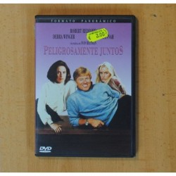 PELIGROSAMENTE JUNTOS - DVD