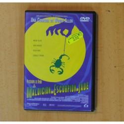 LA MALDICION DEL ESCORPION DE JADE - DVD