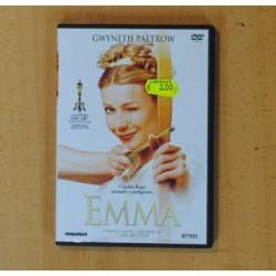 EMMA / CUPIDO LLEGA ARMADO Y PELIGROSO - DVD