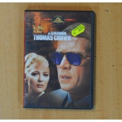 EL CASO DE THOMAS CROWN - DVD