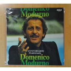 DOMENICO MODUGNO - L ANNIVERSARIO / EL ANIVERSARIO - LP