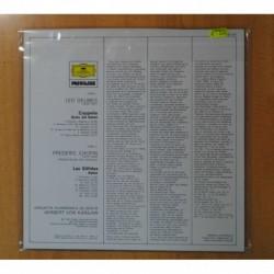 JOHANNES SCHMOELLING - THE ZOO OF TRANQUILLITY - LP [DISCO VINILO]