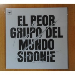 SIDONIE - EL PEOR GRUPO DEL MUNDO - LP
