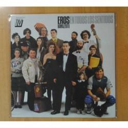 EROS RAMAZZOTTI - EN TODOS LOS SENTIDOS - LP
