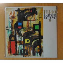UB40 - LABOUR OF LOVE II - LP