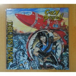 COZY POWELL - THE DRUMS ARE BACK... - LP