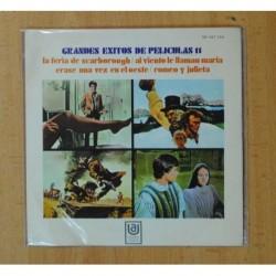 GRANDES EXITOS DE PELICULAS 11 - VARIOS - ROMEO Y JULIETA + 3 - EP
