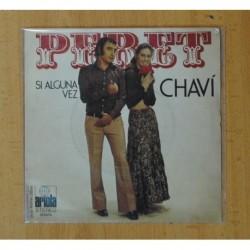PERET - CHAVI / SI ALGUNA VEZ - SINGLE