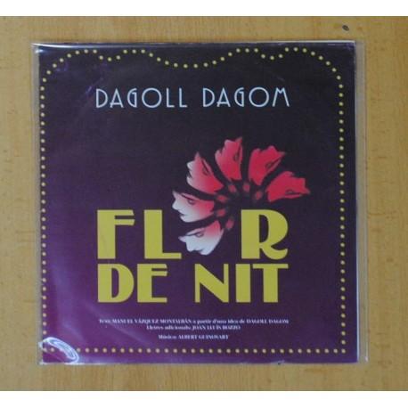 DAGOLL DAGOM - FLOR DE NIT / HIMNE AL PARALLEL - SINGLE