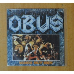 OBUS - VAMOS MUY BIEN / AUTOPISTA - SINGLE