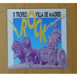 ROCKOMOVIL - X TROFEO VILLA DE MADRID - DE AQUELLA MANERA / PARA ELLAS - SINGLE