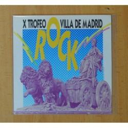 LUZBEL - X TROFEO VILLA DE MADRID - POR TI / UN MUNDO EXTRAÑO - SINGLE