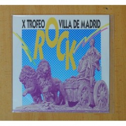 YIN YANG - X TROFEO VILLA DE MADRID - STAND UP AND FIGHT / TENTACION - SINGLE