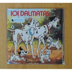 101 DALMATAS - VARIOS - CRUELA DE VIL + 2 - EP