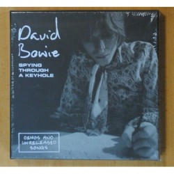 DAVID BOWIE - SPYING THROUGH A KEYHOLE - IN THE HEAT OF THE MORNING + 9 - BOX 4 SINGLES