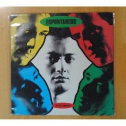 ESPONTANEOS - A TUTIPLEN - LP