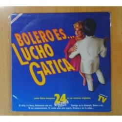 LUCHO GATICA - BOLERO ES... LUCHO GATICA - LP