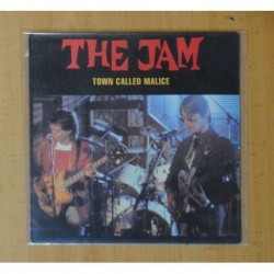 THE JAM - TOWN CALLED MALICE - SINGLE