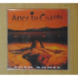 ALICE IN CHAINS - THEM BONES - SINGLE
