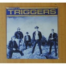 PRETTY TRIGGERS - CHANGE OF FATE - SINGLE
