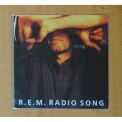 R.E.M. - RADIO SONG / LOVE IS ALL AROUND - SINGLE