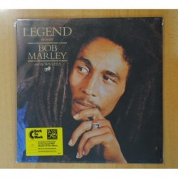 BOB MARLEY AND THE WAILERS - LEGEND / THE BEST OF - LP