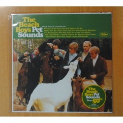 THE BEACH BOYS - PET SOUNDS - LP