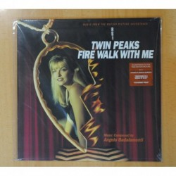 ANGELO BADALAMENTI - TWIN PEAKS FIRE WALK WITH ME - BSO - LP