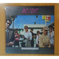 AC/DC - DIRTY DEEDS DONE DIRT CHEAP - LP