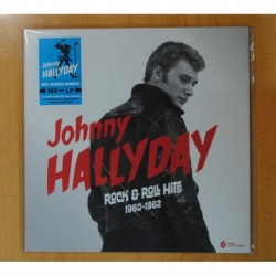 JOHNNY HALLYDAY - ROCK & ROLL HITS - LP