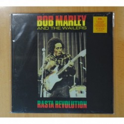 BOB MARLEY AND THE WAILERS - RASTA REVOLUTION - LP