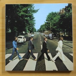 THE BEATLES - ABBEY ROAD - BOX 3 LP