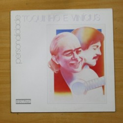 TOQUINHO E VINICIUS - PERSONALIDADE - LP