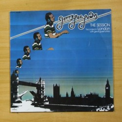 JERRY LEE LEWIS - THE SESSION LONDON - LP