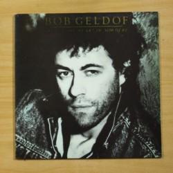 BOB GELDOF - DEEP IN THE ART OF NOWHERE - GATEFOLD - LP
