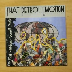 THAT PETROL EMOTION - END OF THE MILLENIUM PSYCHOSIS BLUES - LP
