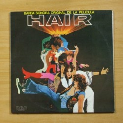 VARIOS - HAIR - GATEFOLD - 2 LP