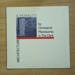 ORCHESTRAL MANOEUVRES IN THE DARK - ARCHITECTURE & MORALITY - LP