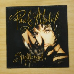 PAULA ABDUL - SPELLBOUND - LP