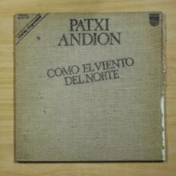 PATXI ANDION - COMO EL VIENTO DEL NORTE - LP