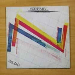 TRANSISTER - ZIG ZAG - LP
