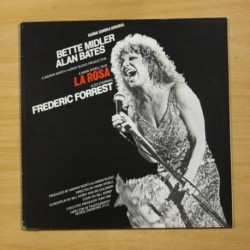 BETTE MIDLER - LA ROSA - LP