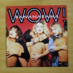 BANANARAMA - WOW - LP